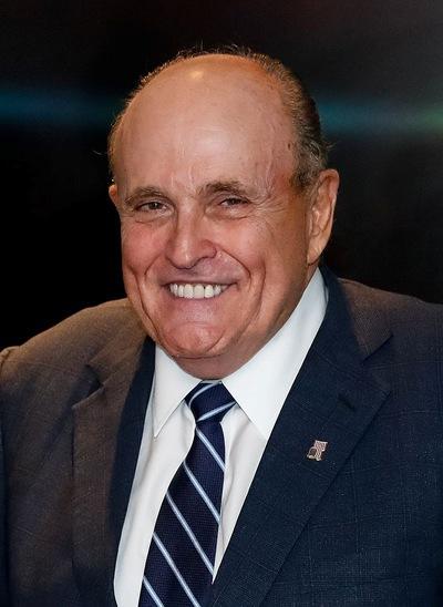 Rudy Giuliani, former New York City mayor